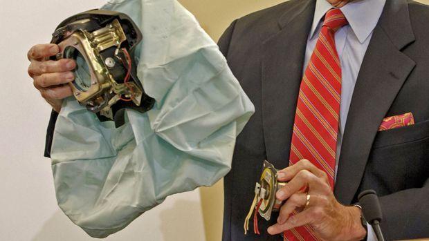 นิสสันเตรียมยกเลิกใช้ถุงลมนิรภัยของทาคาตะ มิตซูบิชิ-ซูบารุกำลังทบทวนเช่นกัน