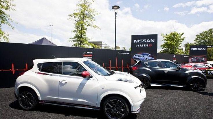 Nissan เดินหน้าอัพเกรด Juke Nismo เน้นรีดสมรรถนะขับขี่เหนือชั้นกว่าเดิม