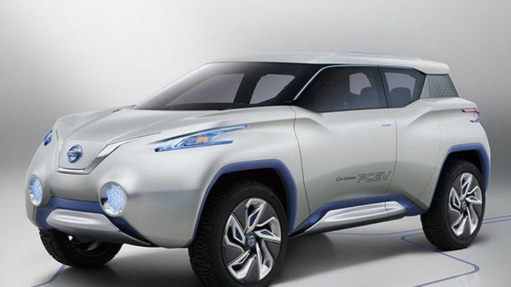 Nissan เตรียมใช้แพลทฟอร์ม Leaf ขยายไลน์รถพลังไฟฟ้าเพิ่มเติม