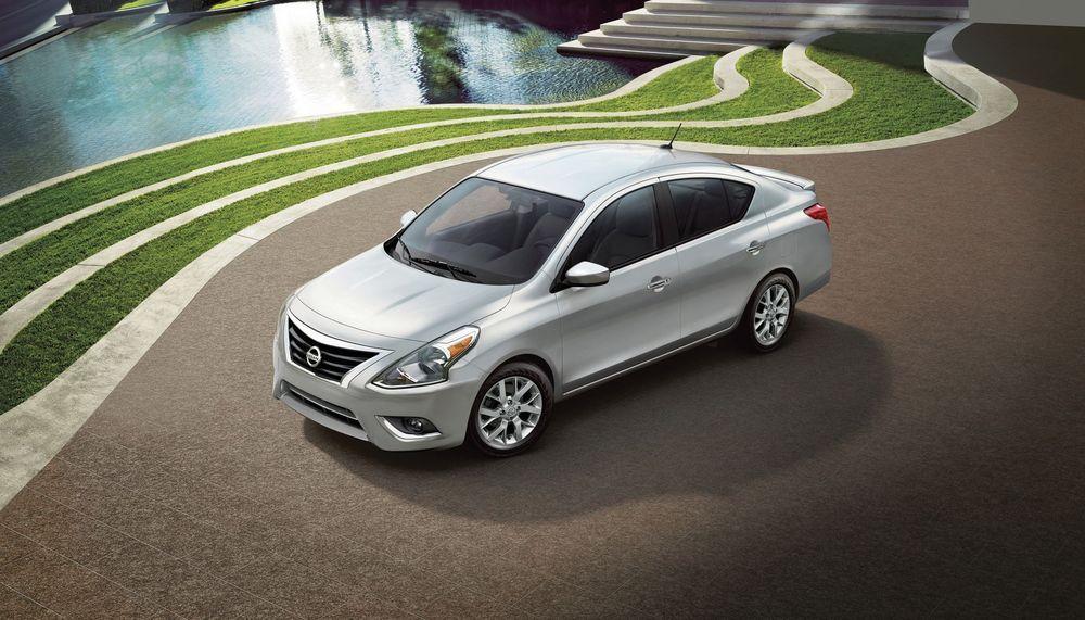 Nissan Versa โมเดลปี 2019 พร้อมวางขายในราคา  4 แสนกว่าบาท (ไม่รวมภาษีนำเข้า)