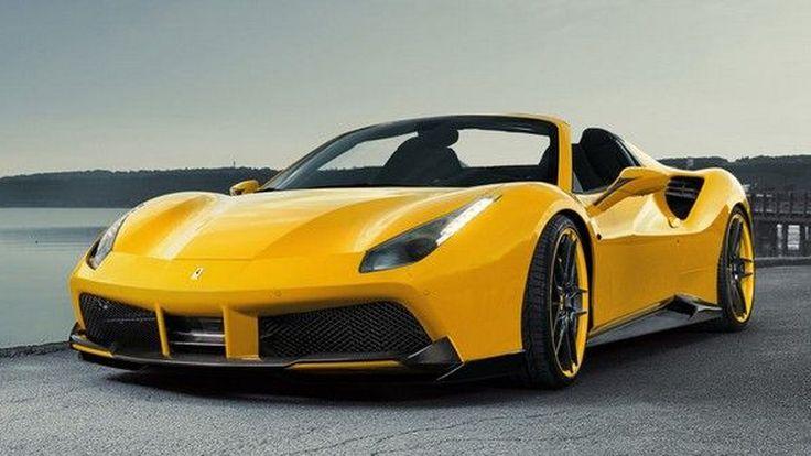 Novitec Rosso โชว์ผลงานชิ้นใหม่กับ Ferrari 488 Spider ที่มาพร้อมขุมพลังถึง 772 แรงม้า