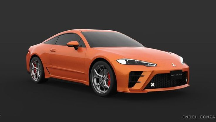 Mitsubishi Eclipse อาจกลับมาในรูปแบบ รถสปอร์ตอีกครั้ง ?