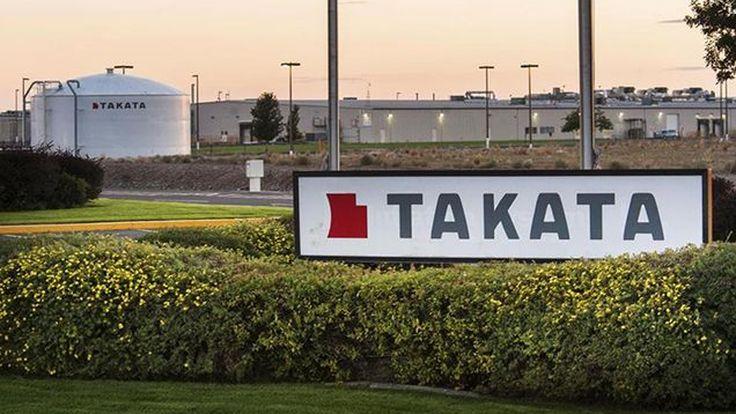 ถุงลมนิรภัย Takata ถูกเรียกคืนเพิ่มอีก 40 ล้านชิ้น
