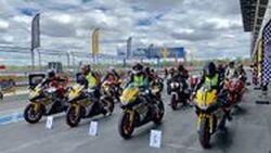 """เปิดตัว """"Burn Rubber Riding Academy & Track Days"""" สถาบันสอนขับขี่มอเตอร์สปอร์ตมาตรฐานหลักสูตรระดับสากลแห่งแรกในประเทศไทย"""