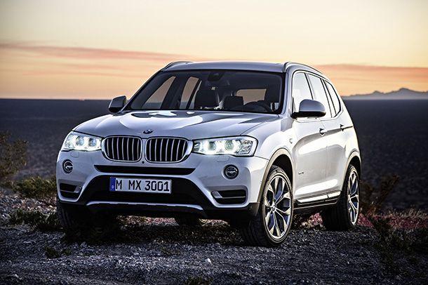 แจ็คพ็อต! BMW เรียกคืน X3 คันเดียว แก้ปัญหาพวงมาลัยไฟฟ้า