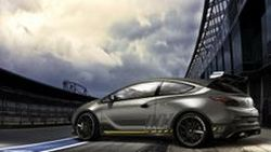 Opel Astra OPC EXTREME แรงที่สุดในไลน์เดียวกัน