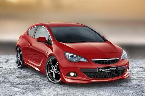 Irmscher เตรียมส่ง Opel Astra GTC แต่งเต็ม ไปโชว์ตัวที่ 2011 Frankfurt Motor Show