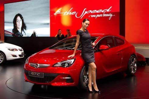 Opel GTC Paris Concept แฮทช์ 3 ประตู 290 แรงม้า เตรียมชน Scirocco และ Veloster