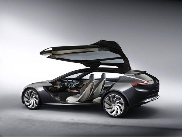 Opel Monza Concept ยลโฉมความงามรถสปอร์ตต้นแบบจากเยอรมัน
