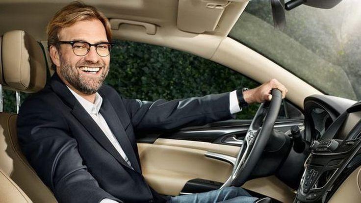[ชมคลิป] เจอร์เกนส์ คล็อปป์ ผู้จัดการทีมหงส์แดงคนใหม่ กับรถยนต์คู่ใจของเค้าอย่าง โอเปิ้ล อินซิกเนีย