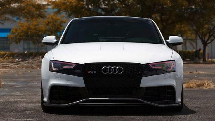 แต่งแนวดุดัน Audi RS5 สปอร์ตคูเป้โมดิฟายด์โดย OSS Designs และ Vossen