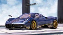 Pagani Huayra 730S ผลิตคันเดียวในโลก ตัวถังฟูลคาร์บอนไฟเบอร์