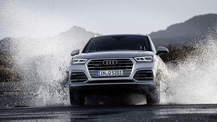 [Paris 2016] เปิดโฉม Audi Q5 พัฒนาการล่าสุดของรถอเนกประสงค์