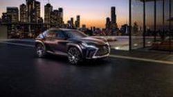 [Paris 2016] ยลโฉม Lexus UX Compact Crossover Concept ต้นแบบแห่งอนาคต