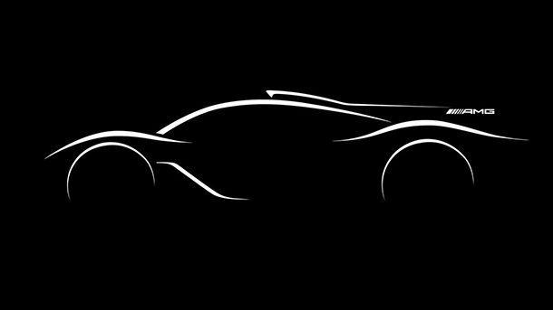 [Paris 2016] Mercedes-Benz ยืนยันแผนไฮเปอร์คาร์ไฮบริด ถ่ายทอดเทคโนโลยี F1