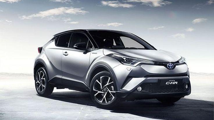 [Paris 2016] เปิดข้อมูล Toyota C-HR สเปกยุโรป ขุมพลัง 3 ทางเลือก