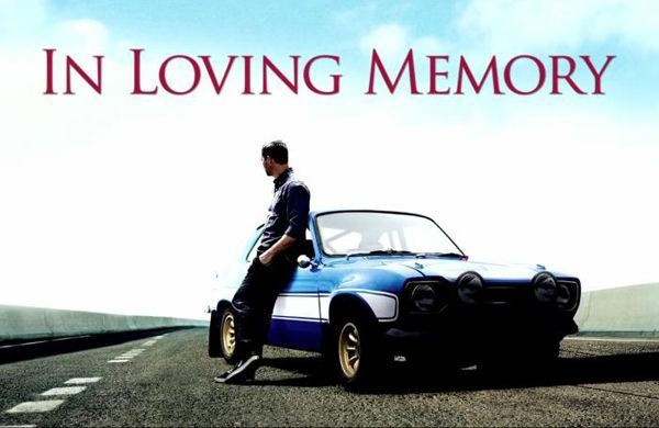 Fast and Furious ภาค 7 จะใช้ CGI สร้างตัวตน Paul Walker
