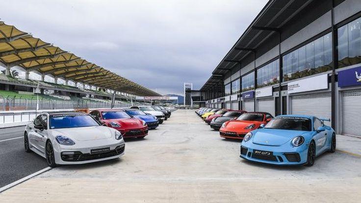 Porsche Experience Centre เซปัง ประเทศมาเลเซีย เติบโตอย่างแข็งแกร่งสู่ความสำเร็จสูงสุดในปี 2018