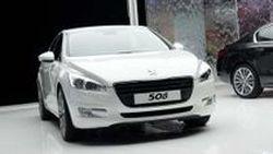 Peugeot อวดตัวจริง 508 ซึดานหรูในภาษาการออกแบบใหม่ที่ Paris Motor Show