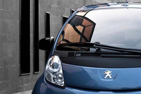 Peugeot เปิดภาพพร้อมรายละเอียด iOn รถไฟฟ้ามาหาคนเช่า ถอดร่างมาจาก Mitsubishi i-MiEV