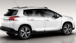 เผยโฉมอย่างเป็นทางการ Peugeot 2008 ครอสโอเวอร์เจาะตลาดเอเชียและอเมริกาใต้