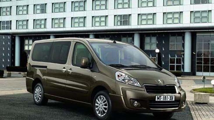 Peugeot แนะนำ Expert รถตู้อเนกประสงค์สไตล์ LUV ในงาน Motor Expo 2012