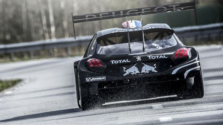 สุดโหด Peugeot 208 T16 Pikes Peak ทะยาน 100 กม./ชม.ในเวลา 1.8 วินาที!
