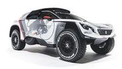 Peugeot เตรียมป้องกันแชมป์ดาการ์ด้วยรถแข่ง 3008 DKR