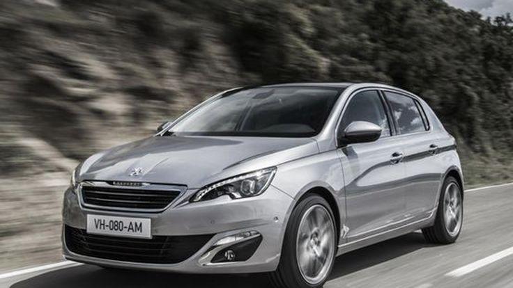 ม้ามืด! Peugeot 308 คว้ารางวัลรถยอดเยี่ยมแห่งยุโรป 2014