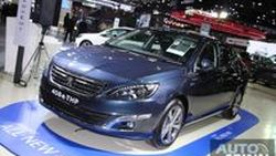 [TIME2016] พาชม Peugeot 408 e-THP พร้อมเคาะราคา 1.69 ล้านบาท