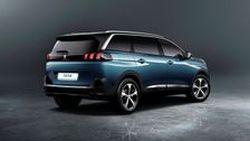 เผยโฉม Peugeot 5008 แปลงร่างเป็นรถครอสโอเวอร์เอาใจตลาด
