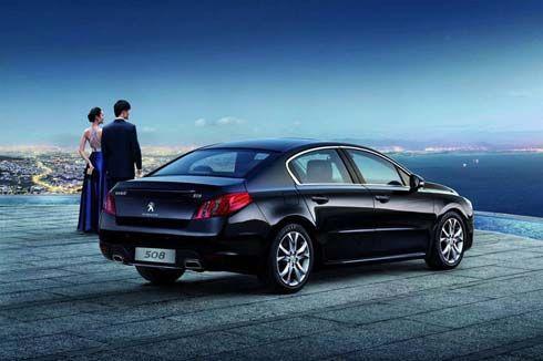 Peugeot รอเปิดตัว 508 Sedan ที่ Shanghai Auto Show หวังฟัน 6.5 หมื่นคันต่อปี