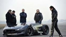 Peugeot EX1 Roadster Concept ทำลายสถิติรถไฟฟ้าที่เร็วที่สุดที่ Nurburgring