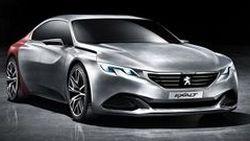 [AutoChina2014] Peugeot Exalt รถซีดานต้นแบบโผล่เวบไซต์ ก่อนเปิดตัวที่ปักกิ่ง