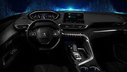 Peugeot เผยเทคโนโลยี i-Cockpit มาพร้อมมาตรวัดดิจิตอล
