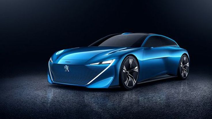 เปิดภาพ Peugeot Instinct Concept รถต้นแบบโชว์ดีไซน์โฉบเฉี่ยว