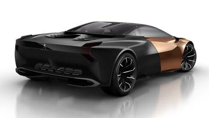Peugeot Onyx Concept ซุปเปอร์คาร์ต้นแบบ เผยโฉมอย่างเป็นทางการ