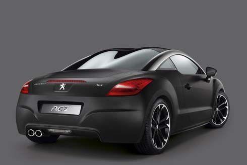 ไปด้วยคน! Peugeot RCZ Asphalt Limited Edition มีคิวเปิดตัวที่ Frankfurt Motor Show