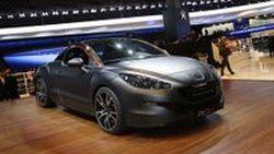รถต้นแบบ Peugeot RCZ R ร้อนแรงยิ่งขึ้นด้วยรหัสใหม่ ที่ปารีส มอเตอร์โชว์