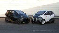 Peugeot แนะนำ VeLV รถสามล้อพลังงานไฟฟ้าต้นแบบสำหรับเมืองใหญ่