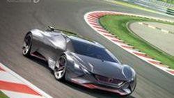 คอเกมได้มันอีกแล้ว Peugeot Vision Gran Turismo เผยโฉมตัวเต็ม