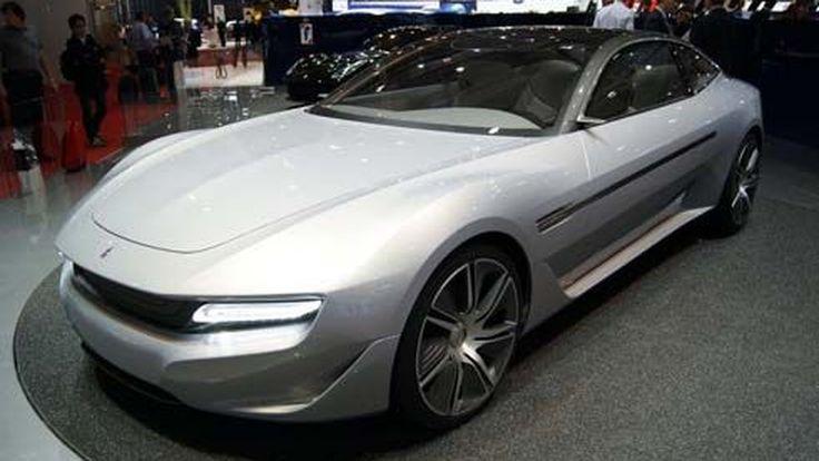 Pininfarina Cambiano Concept เปิดตัวที่เจนีวา มีลุ้นผลิตออกมาจำหน่ายจริง
