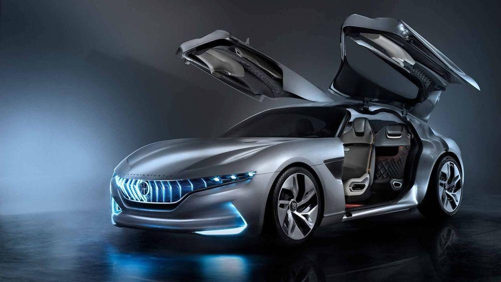 Pininfarina จากอินเดีย เตรียมเปิดตัว Hypercar EV พลัง 1,073 แรงม้า ครั้งแรกในปี 2020