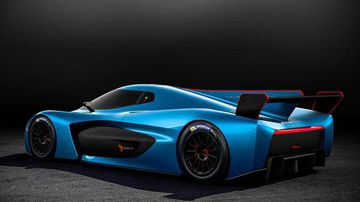 รถไฮเปอร์คาร์ของ Pininfarina จะทะยานออกตัว 0-96 กม.ต่อชม. ไม่ถึง 2 วินาที