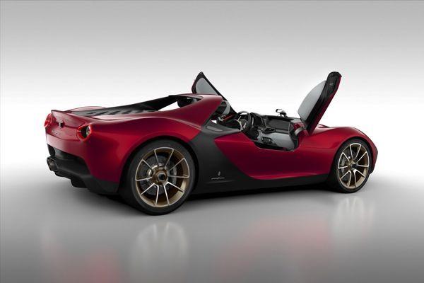 รถต้นแบบ Pininfarina Sergio อาจผลิตจริงเพียง 6 คันในโลก ค่าตัวเกือบ 4 ล้านเหรียญฯ