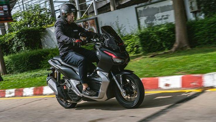 รีวิว ยาง Pirelli Angel Scooter ยางที่ชอบน้ำ สำหรับชีวิตในเมือง