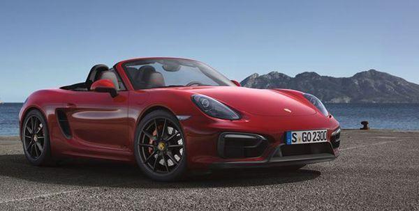 Porsche แตกไลน์ Boxster GTS และ Cayman GTS อัพเกรดสมรรถนะ