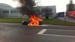 Porsche หยุดส่งมอบ 911 GT3 หลังเกิดไฟไหม้ห้าคันรวด