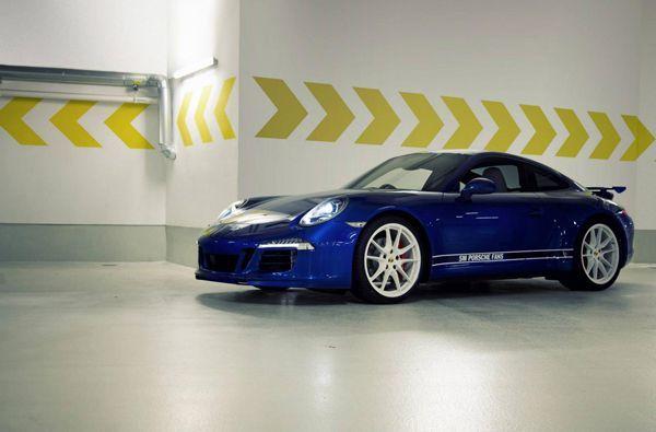 Porsche ปล่อยวีดีโอ โชว์ความหล่อ 911 เวอร์ชั่นฉลองแฟนเพจ 5 ล้านคน