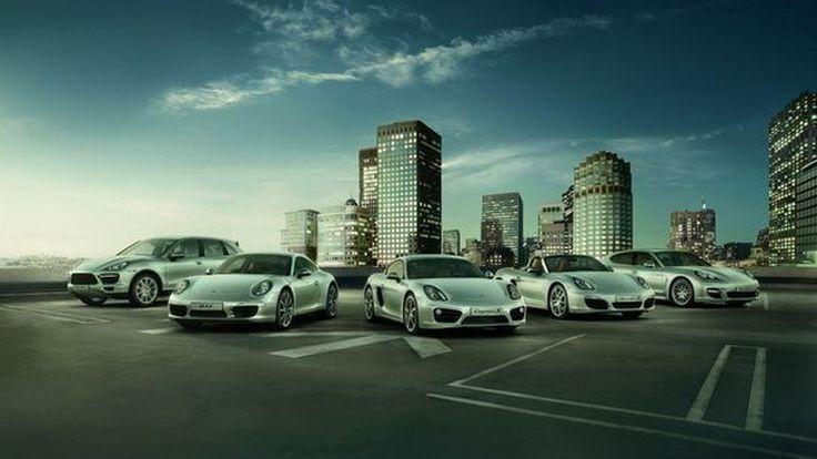 Porsche ยอดส่งมอบรถในไตรมาสแรกสูงขึ้น 21%